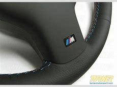 32342282020 E46 M3 Steering Wheel Fits All E46 w Round