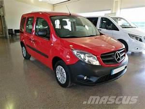 Mercedes Citan Tourer : mercedes benz citan tourer 109cdi pro spain 16 402 2016 panel vans for sale mascus canada ~ Medecine-chirurgie-esthetiques.com Avis de Voitures