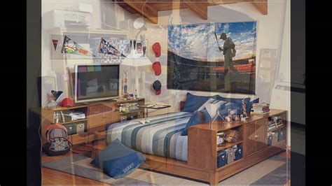 Cool Dorm Room Ideas Guys Youtube