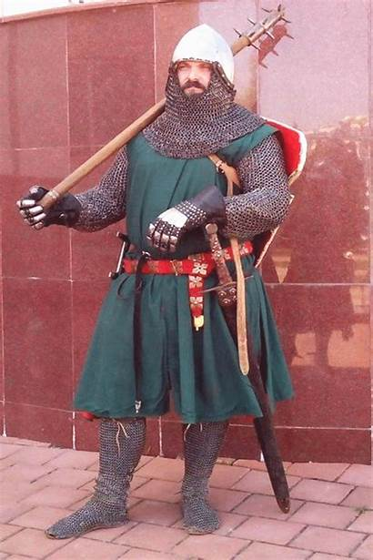 14th Century Knight Medieval Armor Dismounted Clothing