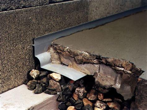 diy lava l drain systems for qc basements professional