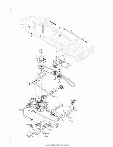 35 Cub Cadet Ltx 1050 Kw Parts Diagram