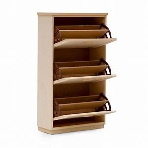 Range Chaussures Bois : meuble salle de bain en rotin 14 range chaussures bois et rotin 3 portes feac 4810 digpres ~ Dode.kayakingforconservation.com Idées de Décoration