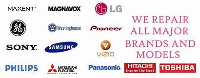 Tv Brands Repair Brand Dlp Services Service