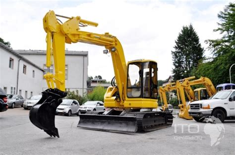 machinery mini excavator sumitomo baumaschienen excavator