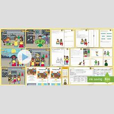 * New * Adding Er And Est Level  Phase 5 Week 24 Weekly Lesson Pack