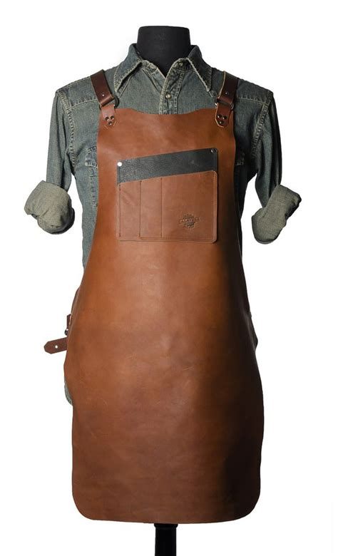calavera tool works rugged leather shop aprons blogs