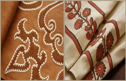 Holland Sherry Fabrics Drapery