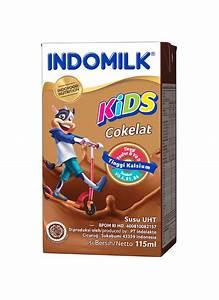 Indomilk Susu Cair Uht Kids Cokelat Tpk 115ml