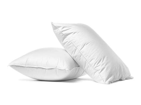 pillow inserts  fill power  soft medium