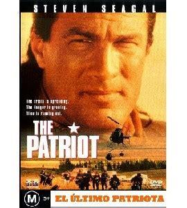 The Patriot Steven Seagal Película películas en DVD