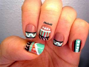 Information About Easy Tribal Nail Art Designs Yousensefo