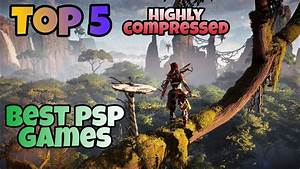 Top 5 Best PSP games | Highly compressed | HD Graphics ...