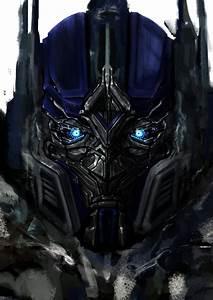 Optimus Prime face TF5 by Bradleyfrew18 on DeviantArt