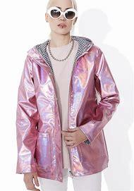 Glamorous Metallic Jacket METALLIC PINK M…