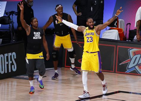 Los Angeles Lakers vs. Portland Trail Blazers Game 3 FREE ...