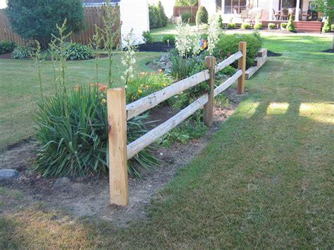 split rail fence designs cedar split rail fence ideas farmhouse design and furniture cedar split rail fence projects