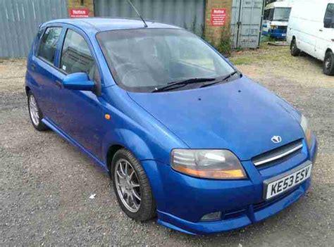 Daewoo 2003 Kalos Blue 1.4. Car For Sale