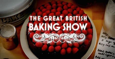 binge   great british baking show  normal
