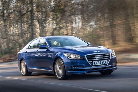 Hyundai Genesis UK 2015 review   Auto Express