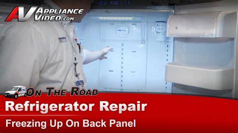 samsung rfaepn refrigerator repair  cooling