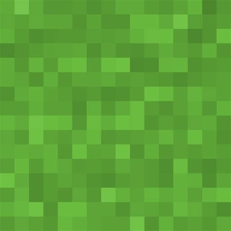 Minecraft Grass Block Wallpaper Grass Top By Tardifice On Deviantart