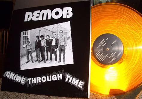 Crime Through Time 3 by Demob Crime Through Time Lp Punkrecords 3