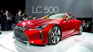 Lc Autos : lexus lc 500 cool cars from the detroit auto show cnnmoney ~ Gottalentnigeria.com Avis de Voitures
