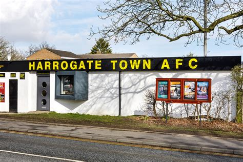 Harrogate Town's football league dream inches closer - The ...