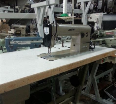 juki ddl machine 224 coudre industrielle piqueuse plate d occasion glasman machines 224 coudre
