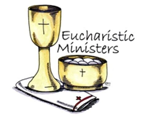 Image result for Eucharistic Minister Training Clip Art
