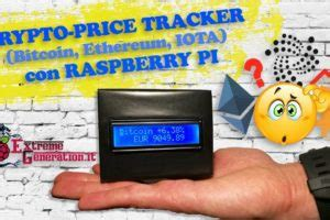 The raspberry pi simply doesn't have enough horsepower to mine bitcoins at any worthwhile rate. ExtremeGeneration.it | Tecnologia, Internet of Things, hacking, tutorial, guide e molto altro!