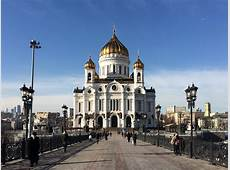 Free photo Russia, Moscow, Onion Domes, Gold Free Image