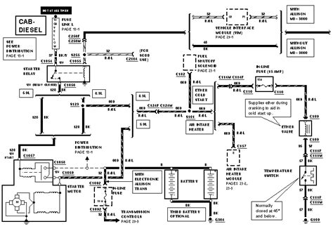 1989 Ford F800 Wiring by I Ve Been Working With Powerstroke But He S Not Responding