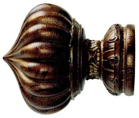 kirsch drapery rods direct kirsch renaissance kensington finial curtain rods by