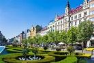 Wenceslas Square - The Commercial Center of Prague ...
