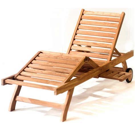 chaise longue bain de soleil transat bain de soleil en teck pas cher chaise longue