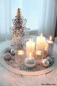 Best 25+ Silver christmas decorations ideas on Pinterest