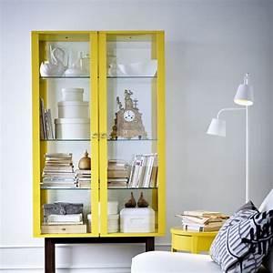 Meuble Avec Vitrine : meuble vitrine pas cher en verre 17 vitrines de rangement c t maison ~ Teatrodelosmanantiales.com Idées de Décoration