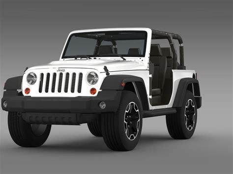 jeep wrangler rubicon  anniversary   model buy
