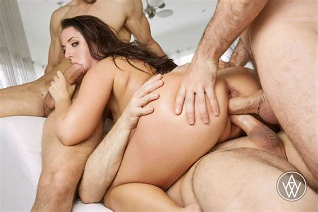 #My #First #Gangbang