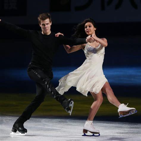 Russian Olympic Figure Skating Stars Elena Ilinykh