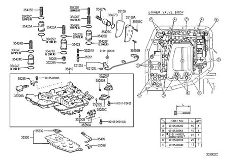 Toyota Solenoid Assy Transmission