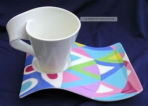 Villeroy Boch Kaffeebecher : villeroy boch wave fashionista kaffeebecher f r linksh nder partyplatte ~ Whattoseeinmadrid.com Haus und Dekorationen