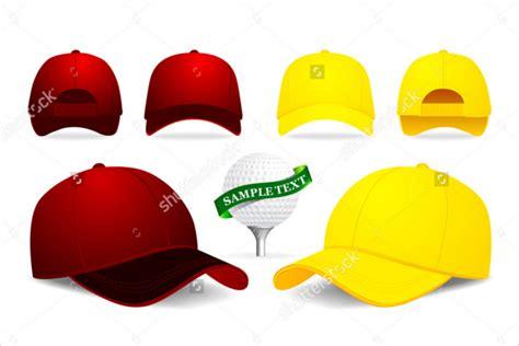 premium cap mockups mockup design