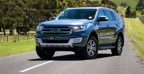 ford everest trend rwd review caradvice
