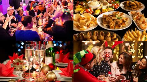 places to host your office christmas party venuescape