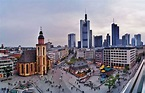 Do You Have To Speak German To Live In Frankfurt, Germany?