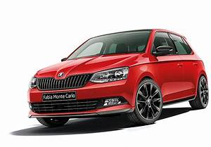 Fabia Monte Carlo 2017 : 2017 skoda fabia monte carlo news reviews msrp ratings with amazing images ~ Medecine-chirurgie-esthetiques.com Avis de Voitures