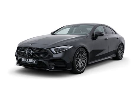 Mercedes Brabus 2019 brabus offers upgrades for new 2019 mercedes cls